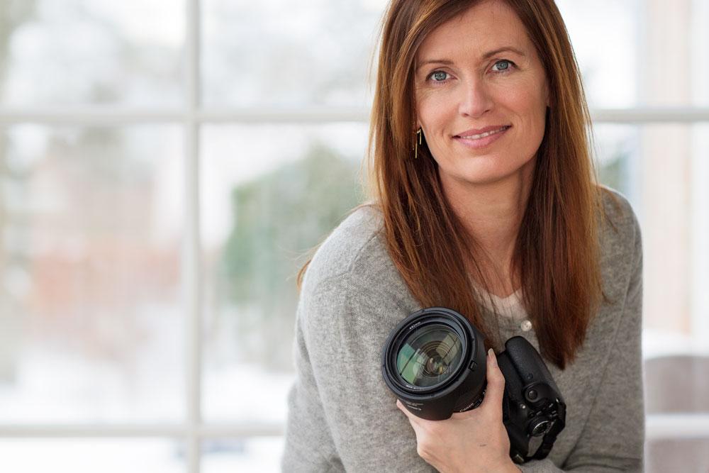 Portrætfotograf Jette Schrum