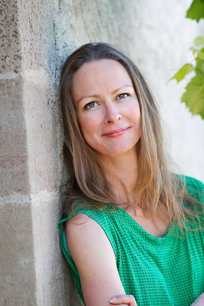 Portrætfoto af Heidi Agerkvist