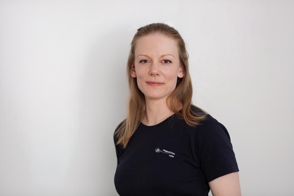 Medarbejderportrætfoto - Jette Schrum